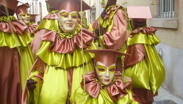 Aude tour _ Carnaval 1