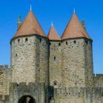 PORTE NARBONNAISE Cité de Carcassonne