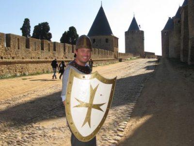 Carcassonne Chasse au Trésor