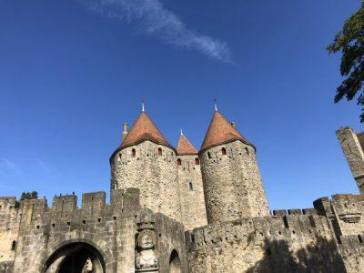Cité de Carcassonne à visiter