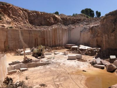 Carrière minière Aude