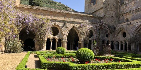 Monastère Saint Hilaire Aude