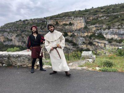 Médiéval Carcassonne - Visite guidée Aude