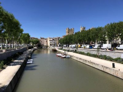 Canal du Midi - Agence de voyages Carcassonne - Visite Moulin Oliviers