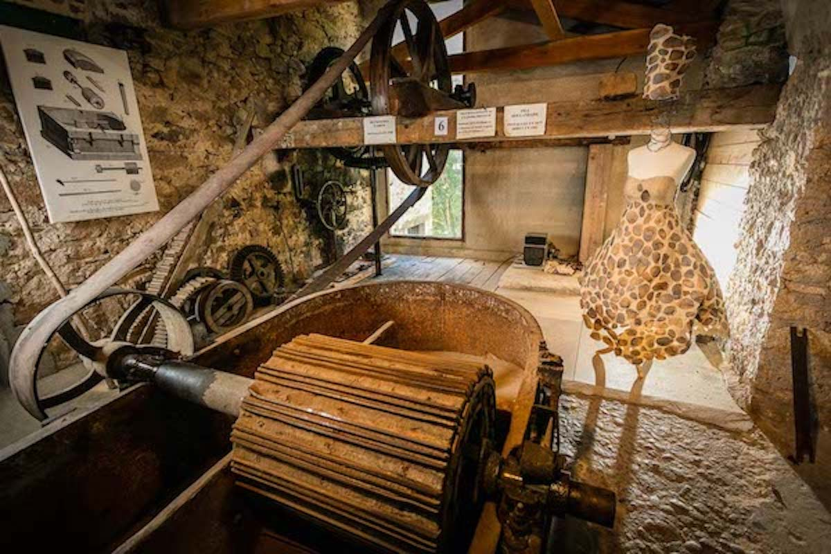 moulin papier