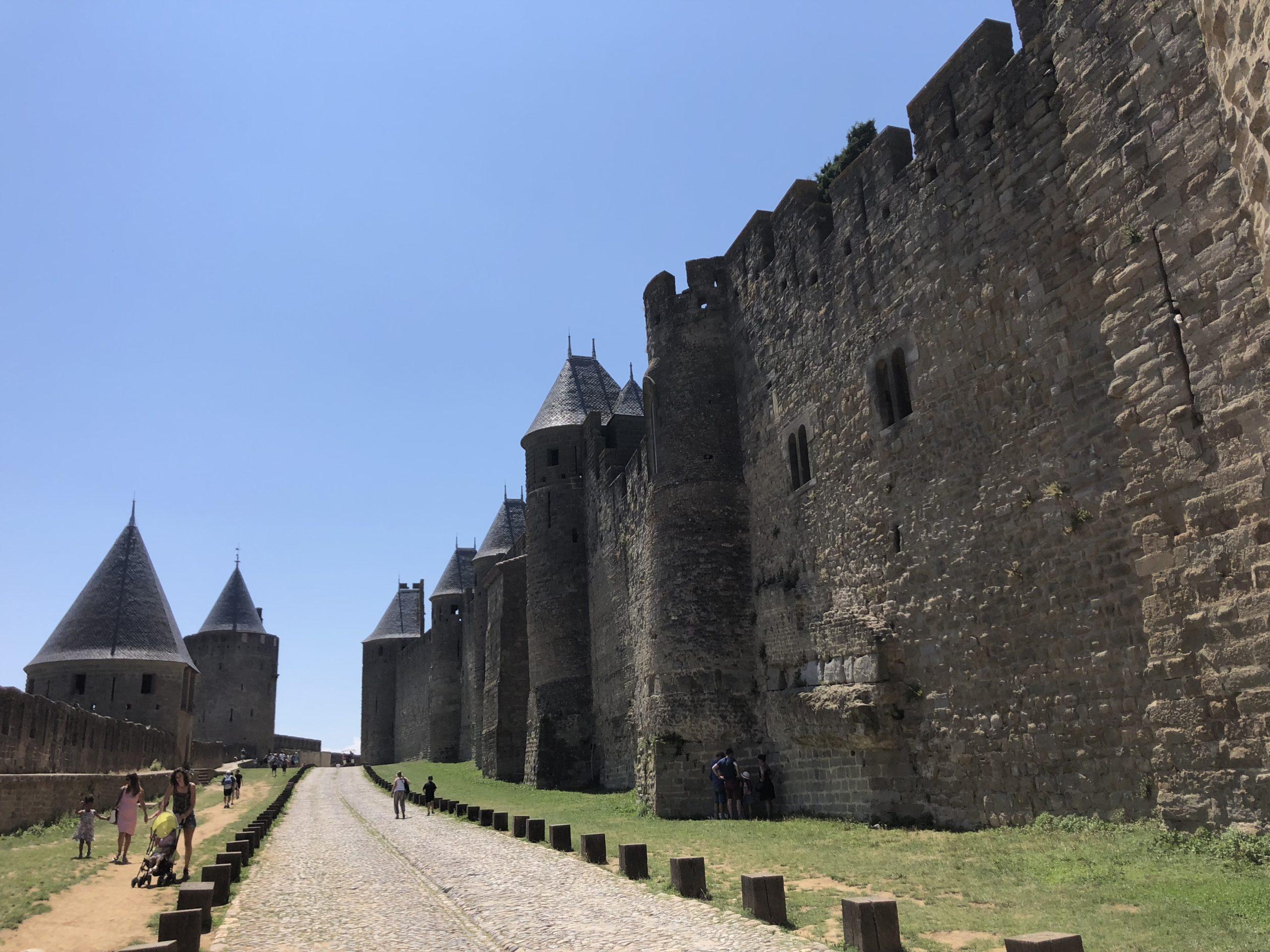 séjour autour de cité carcassonne