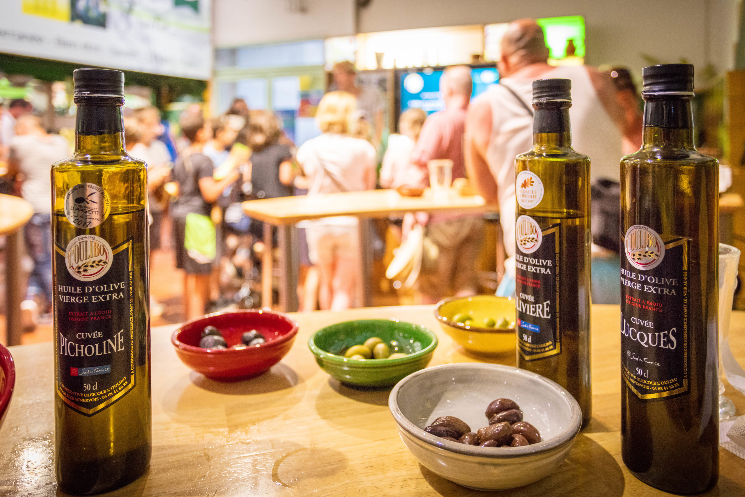 huile olive oulibo