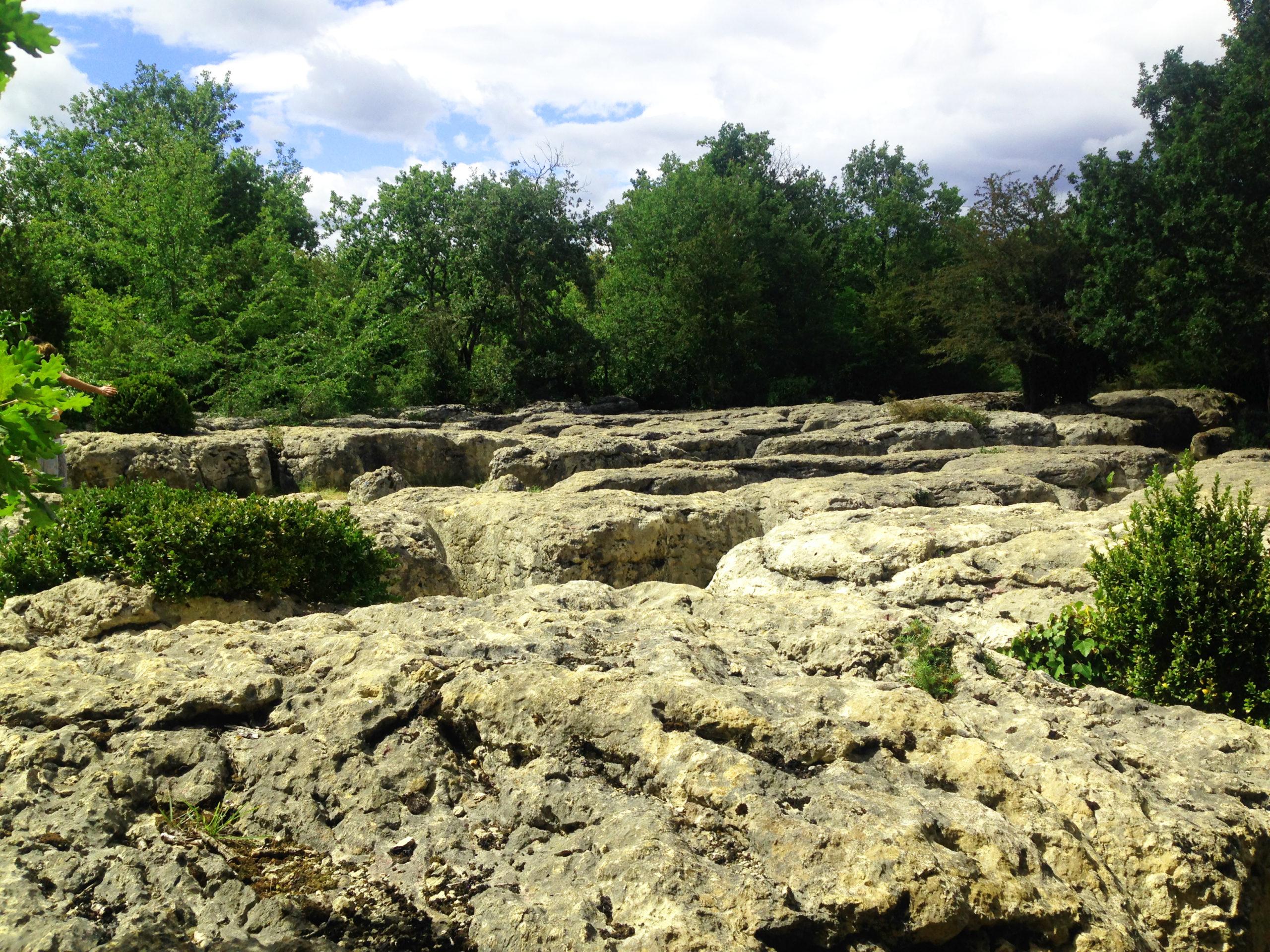 labyrinthe naturel