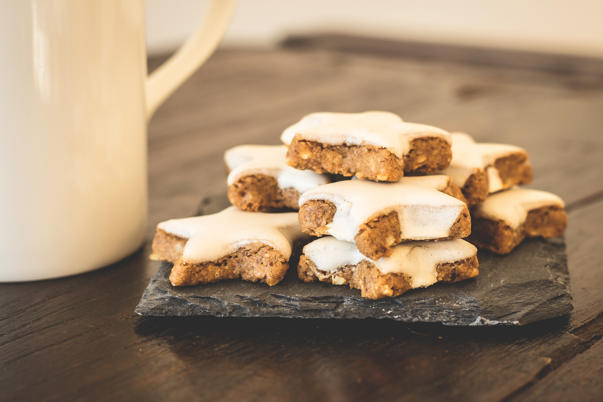 Séjour autour des biscuits de noël